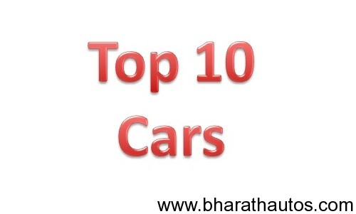 Top 10 viewed cars on Bharathautos