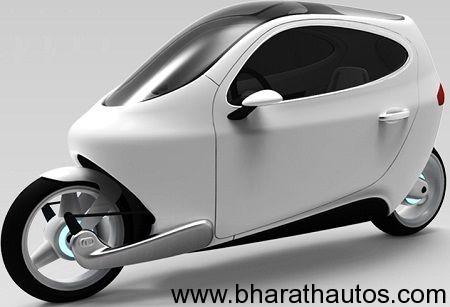 Lit C-1 - Motorbike-Car