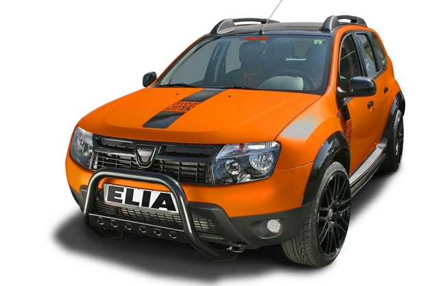 Elia Dacia Duster Color Concept
