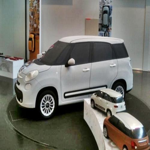 Fiat 500 7-Seater MPV