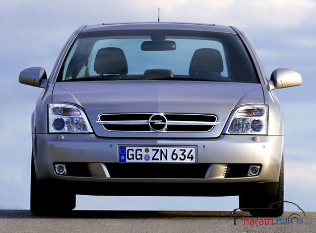 Opel Vectra - 002