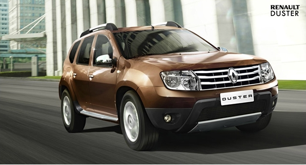 renault s duster suv clocks over 7 300 bookings updated. Black Bedroom Furniture Sets. Home Design Ideas