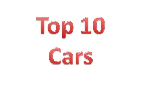 Top 10 viewed cars on Bharathautos