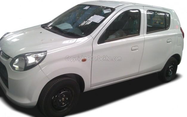 New Maruti Suzuki Alto800
