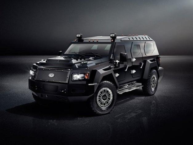 Conquest Evade SUV - 001