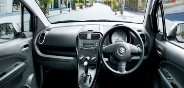 New Maruti Ritz AT - Dashboard