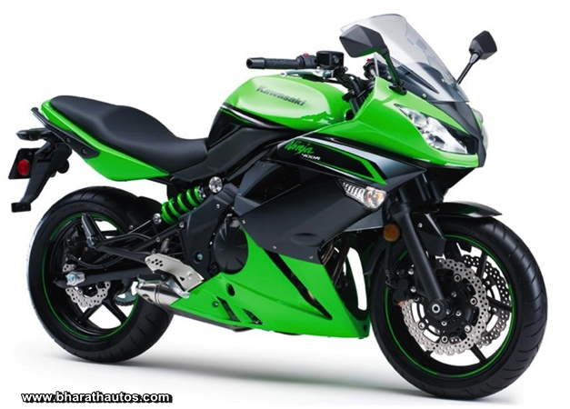 2013 Kawasaki Ninja 400R