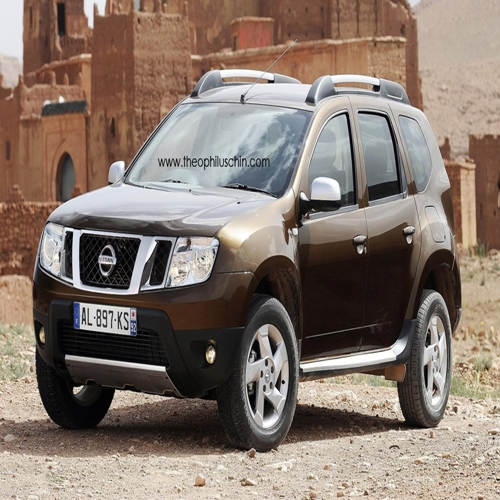 Nissan version of Duster