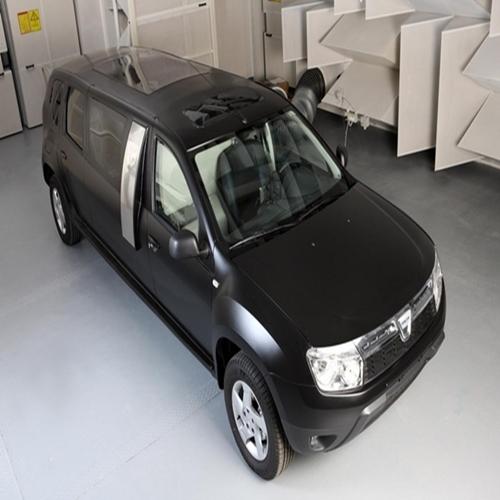 Dacia Duster Mobile Bureau Limousine