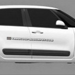 Fiat 500XL 7-seater patent drawings - 004