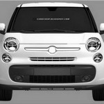 Fiat 500XL 7-seater patent drawings - 001
