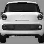 Fiat 500XL 7-seater patent drawings - 002