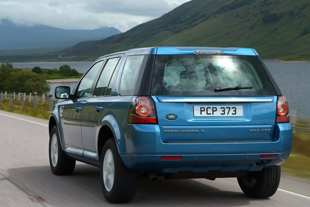 2013 Land Rover Freelander 2 - RearView