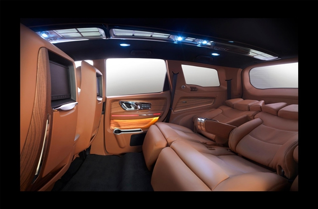 Dc Designs Sprinkles Some Luxury On Mahindra Xuv500 And Hm Ambassador
