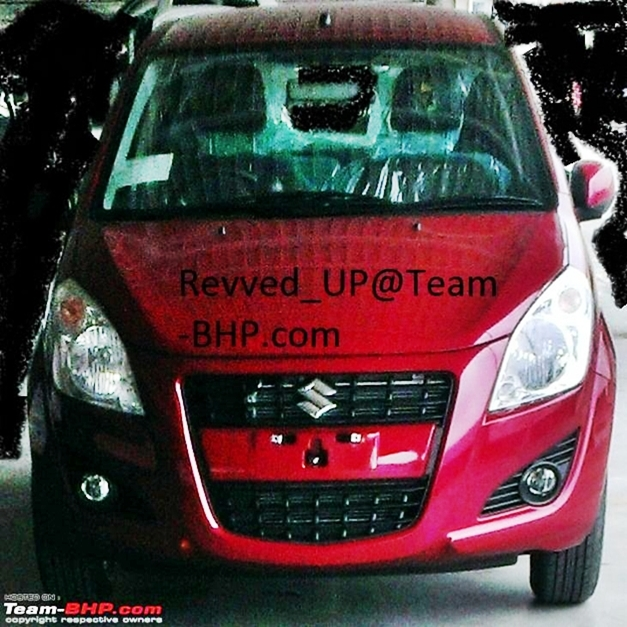 Maruti Ritz facelift - 001