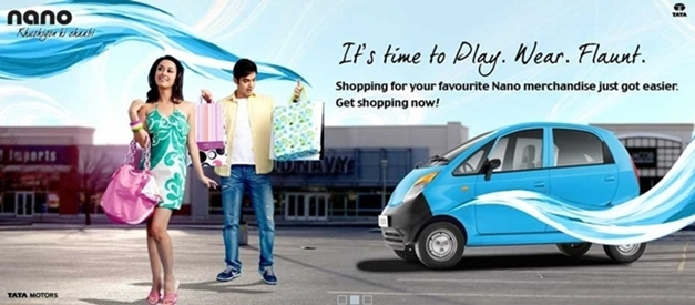 Tata Nano merchandise online store - 002