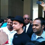 Aamir Khan shooting in Chicago - 004