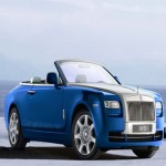 Rolls-Royce Ghost Convertible
