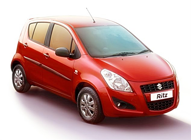 New Maruti Ritz - 002