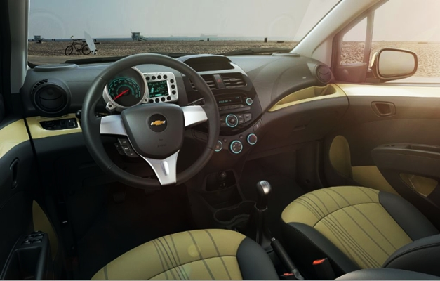 2013 Chevrolet Beat - Interior