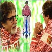 KBC Contestant gifted Amitabh Bachchan a Trikke