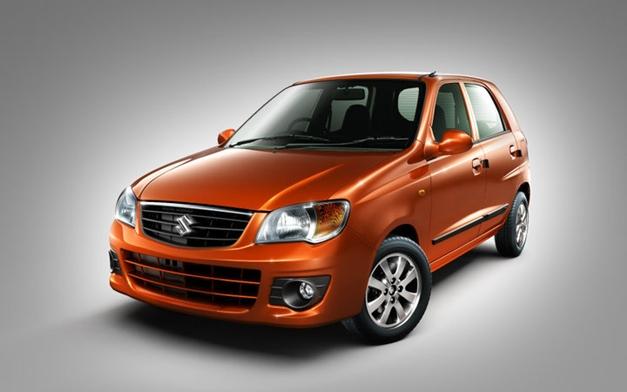 Maruti Suzuki Alto K10 - FrontView