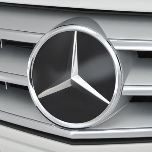 Mercedes 3-point star