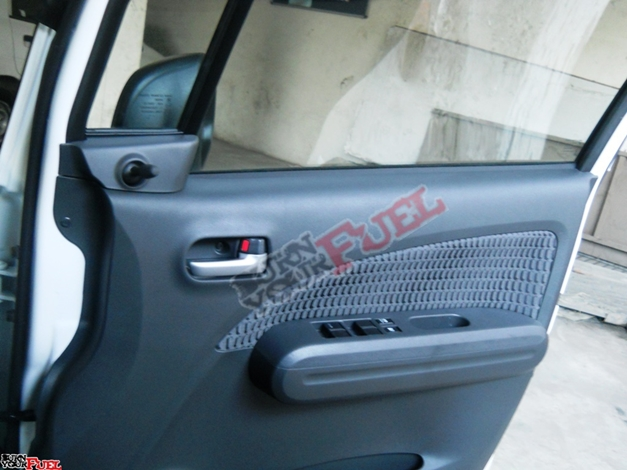 New Maruti Ritz - Frontdoor
