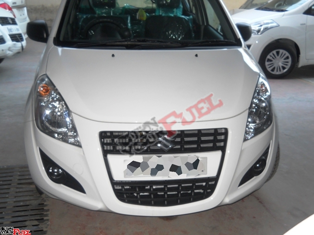 New Maruti Ritz - FrontView