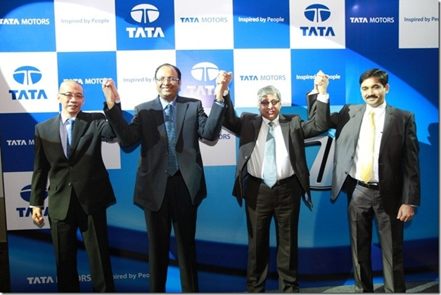 Tata Motors commenced operations in Indonesia