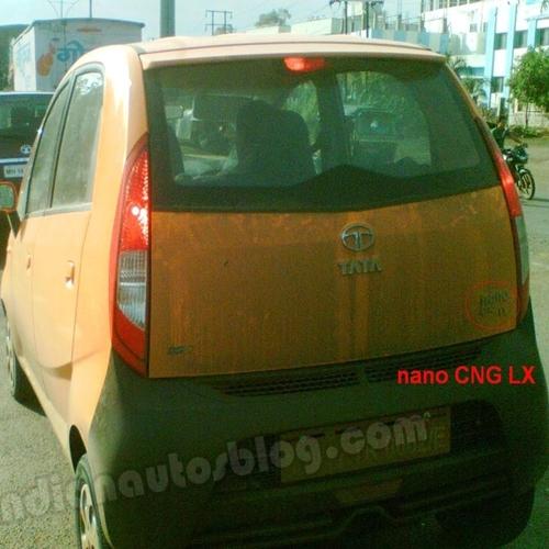 Tata Nano CNG variant