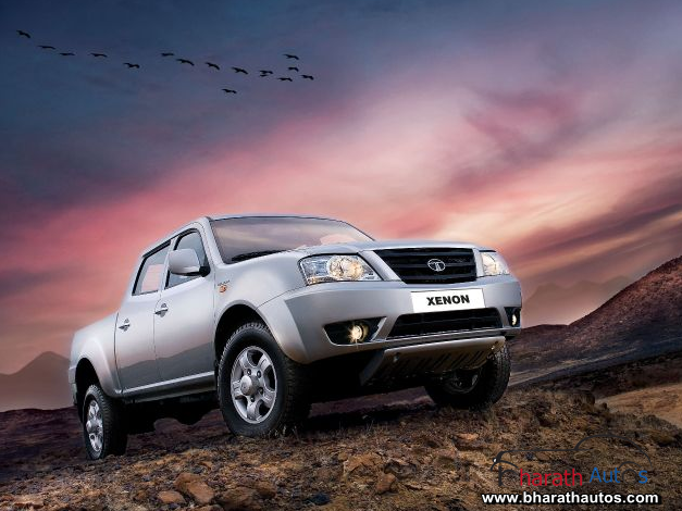 Tata Xenon Pick-up - Dual cab version