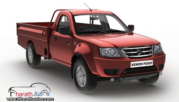 Tata Xenon Pick-up - Single cab version