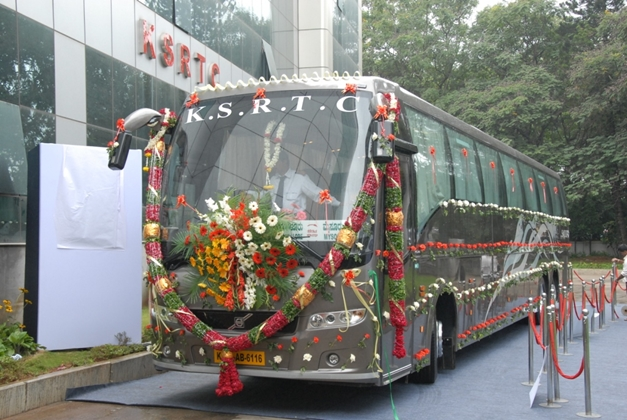 Kpn Travels New Bus