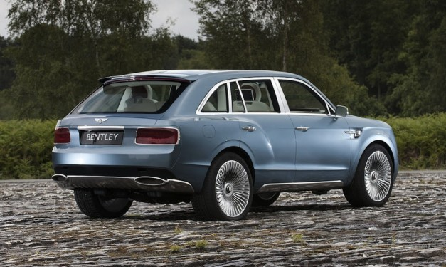 Bentley EXP 9 F SUV Concept - 004
