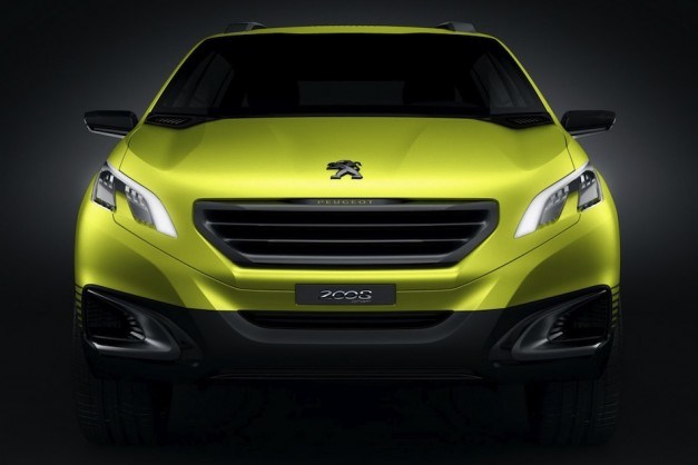Peugeot 2008 Concept - 003
