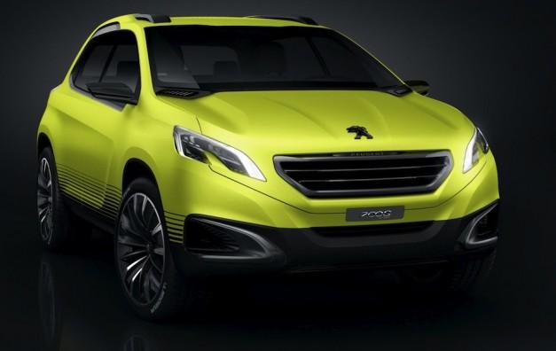 Peugeot 2008 Concept - 001