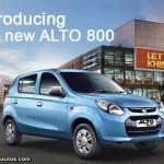 New Maruti Alto 800 - 001