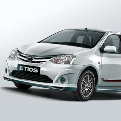 Toyota Etios TRD Sportivo Limited Edition