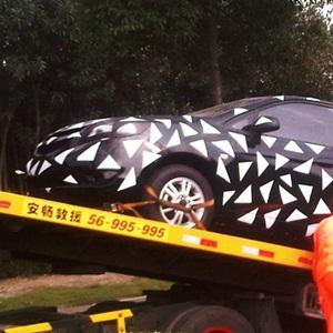 New Chevrolet Sail sedan