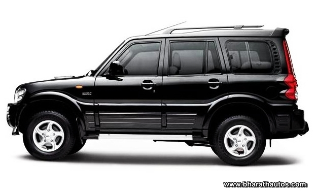 Mahindra Scorpio Is The Most Stolen Vehicle In India