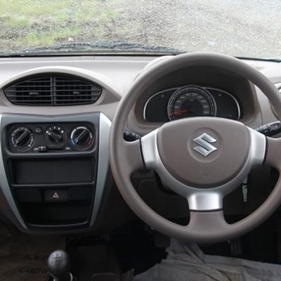 New Maruti Alto 800 (Interior)