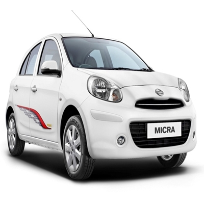 Nissan Micra Primo Edition