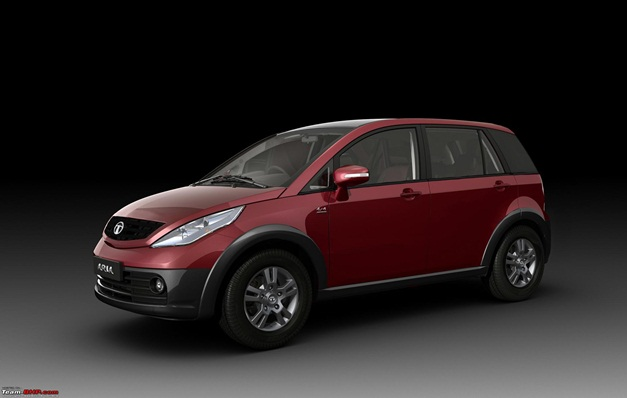 Tata Aria mini - 002