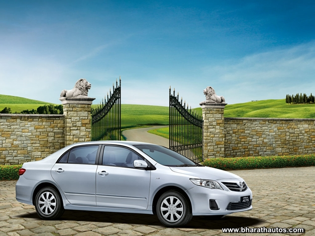 Toyota Corolla Altis Limited Edition - ExteriorView