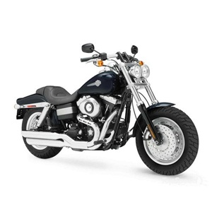 2012 Harley Davidson Fat Bob Cruiser Motorcycle