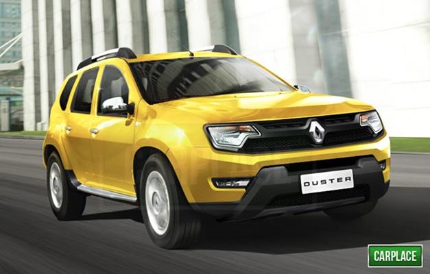 Renault Duster 2014 Interior 2014 Renault Duster Facelift