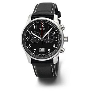 Audi Classic Chronograph Wristwatch