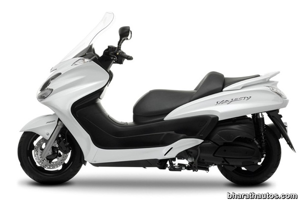 2012 Yamaha Majesty 125 Automatic Scooter