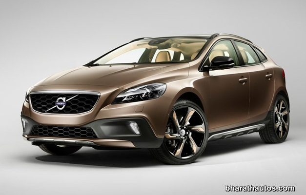 Volvo V40 Cross Country Launch In India By March 2013